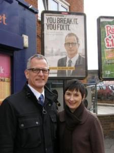 Lib Dem London Team, Brian Paddick & Caroline Pidgeon